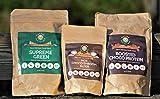 Raw Green Superfood Powder – Certified Organic
