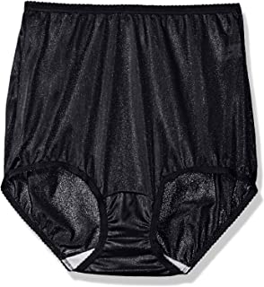 f2a892b52e86 Shadowline Pants & Daywear Nylon Classic Brief Panty (17042) at ...