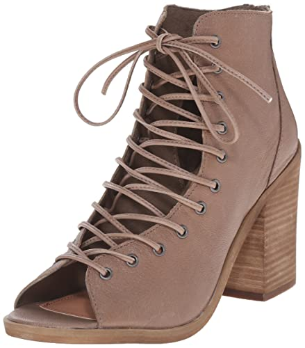 Steve Madden Women's Temptng Boot, Stone Leather, ...