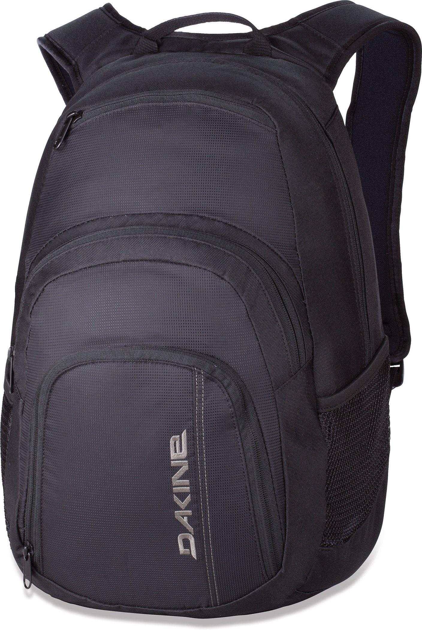 Dakine Campus 25L Lifestyle Backpack, One Size, Black