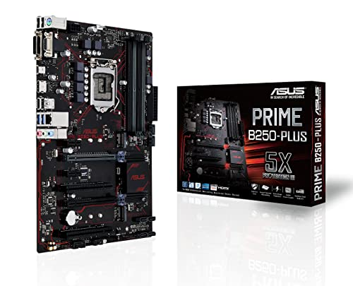 Asus Prime B250-PLUS – La più longeva