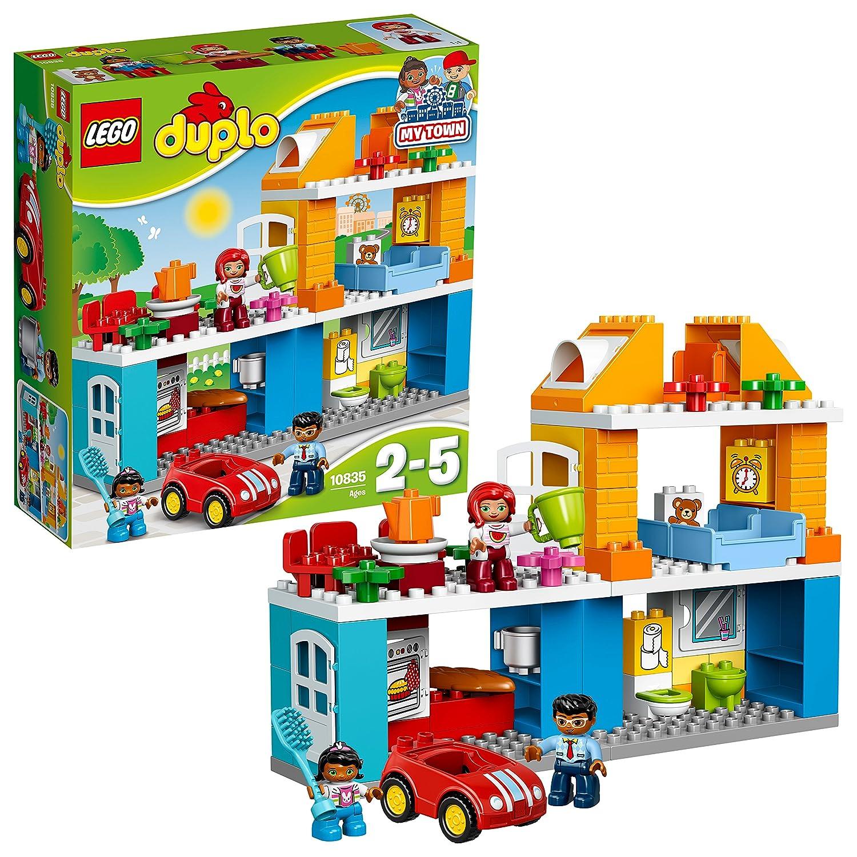 LEGO Duplo 10835 - Familienhaus, Spielzeug für Drei Jährige No Name LEGO®