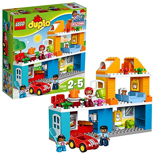 LEGO 10835 DUPLO Town Family House, My Town Building Set