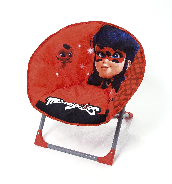 Arditex LB11875 - Silla Moon, diseño Lady bug