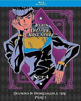 Amazon com: JoJo's Bizarre Adventure Set 4: Diamond Is