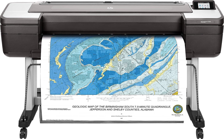 HP Designjet T1700dr 44-in Postscript Color Inyección de Tinta ...