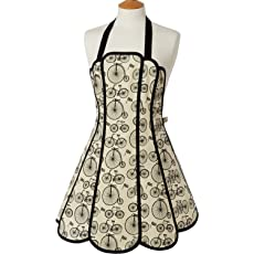 Le Tour Bicycle Apron by C'est Ca!