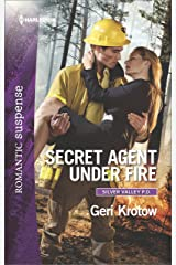 Secret Agent Under Fire (Silver Valley P.D. Book 4) Kindle Edition