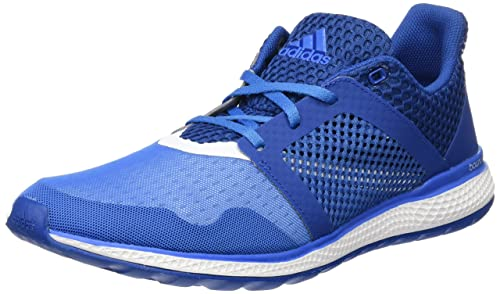 official photos 357f7 efc80 adidas Mens Energy Bounce 2 M Running Shoes, WhiteBlue (EqtazuFtwbla
