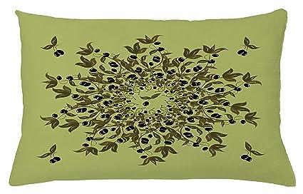 Amazon.com: Verde oliva, para el hogar o la oficina, en ...