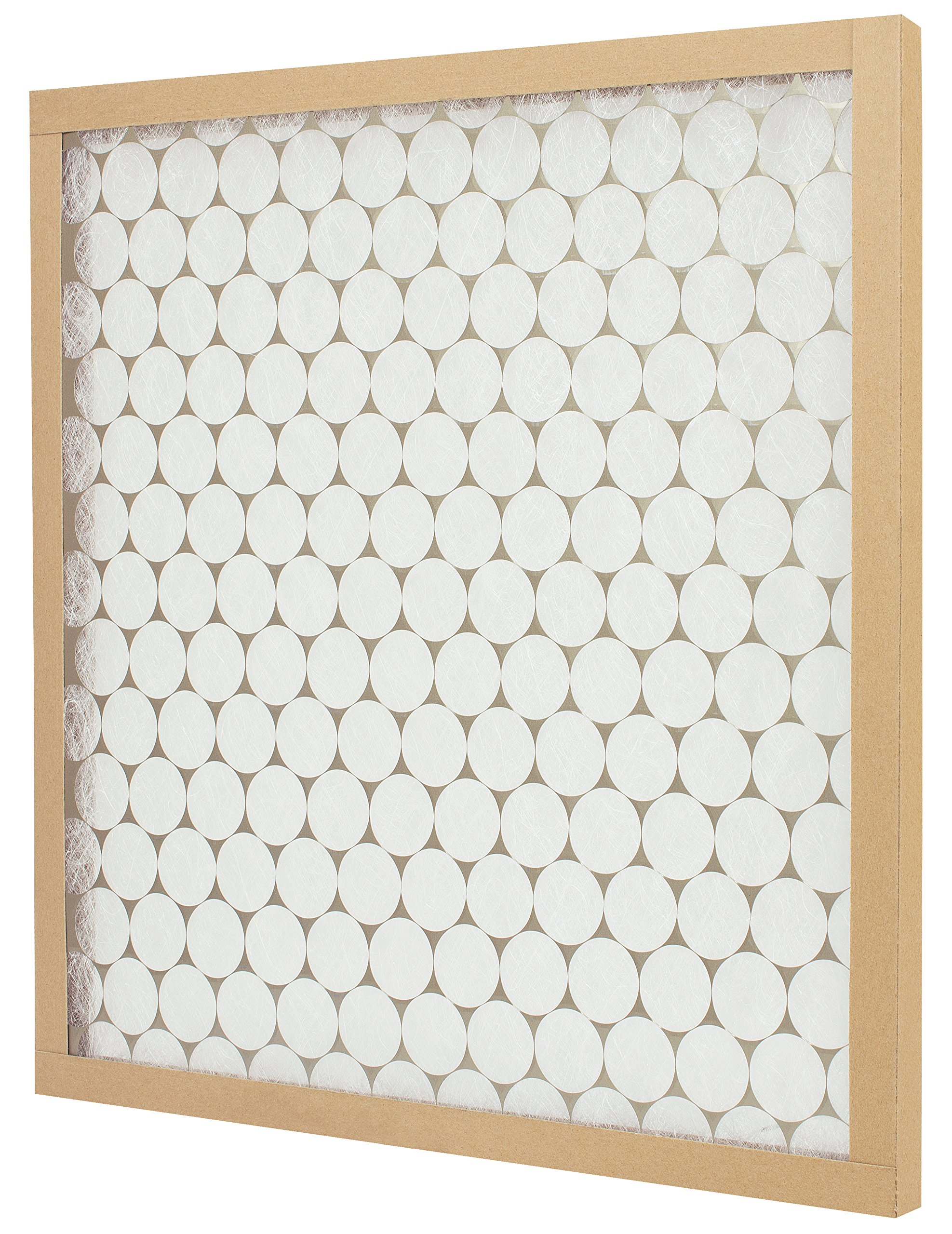 Flanders PrecisionAire 10155.01202 E-Z Flow Air Filter, MERV 4, 20 x 20 x 1-Inch, 12-Pack by Flanders