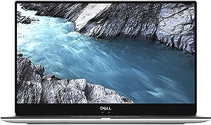 "Dell XPS 13 9370 - 13.3"" Ultra HD 4K Touch - 8th Gen i7-8550U - 8GB - 256GB SSD - Silver"