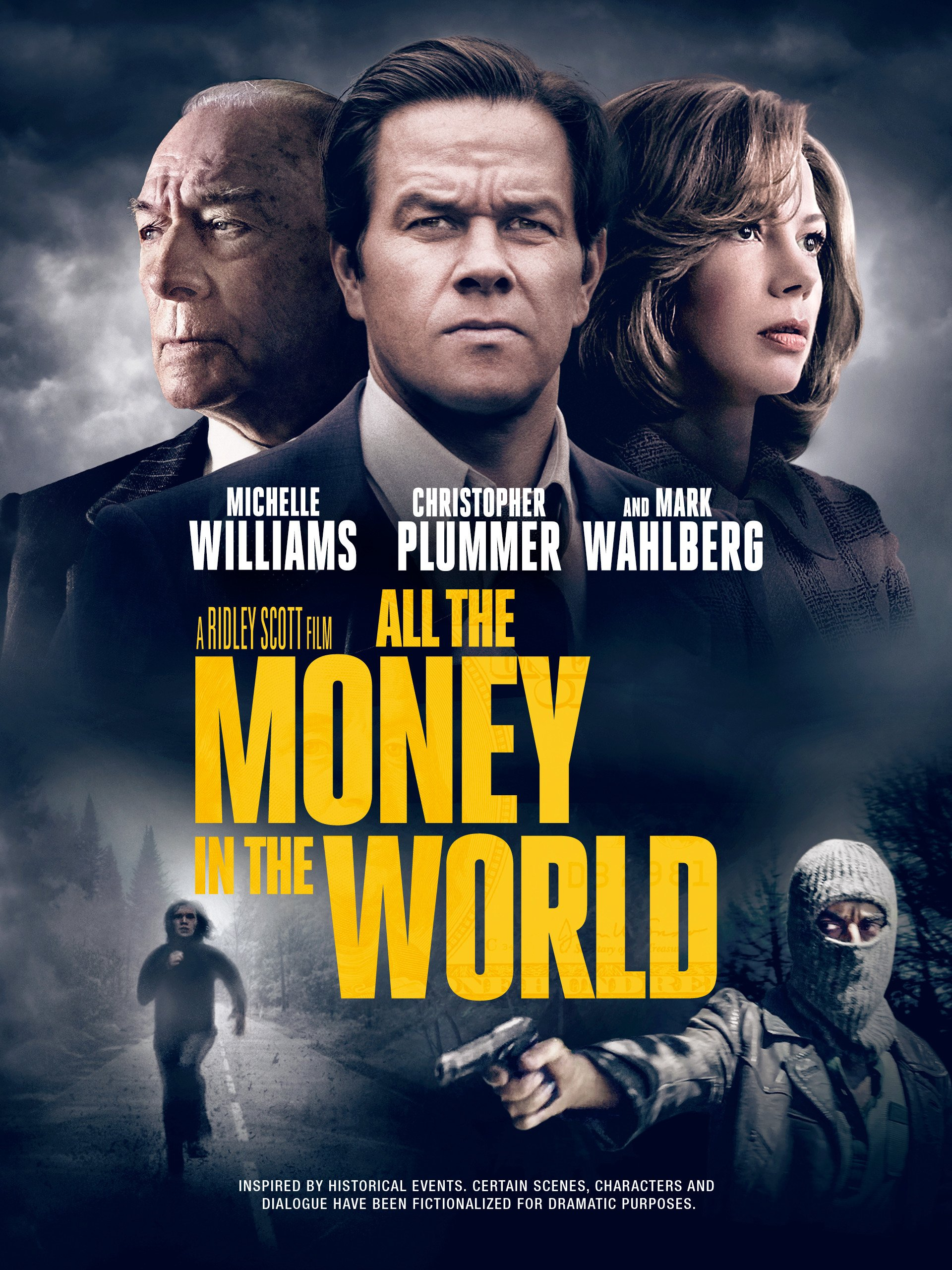 Watch All the Money in the World | Prime Video