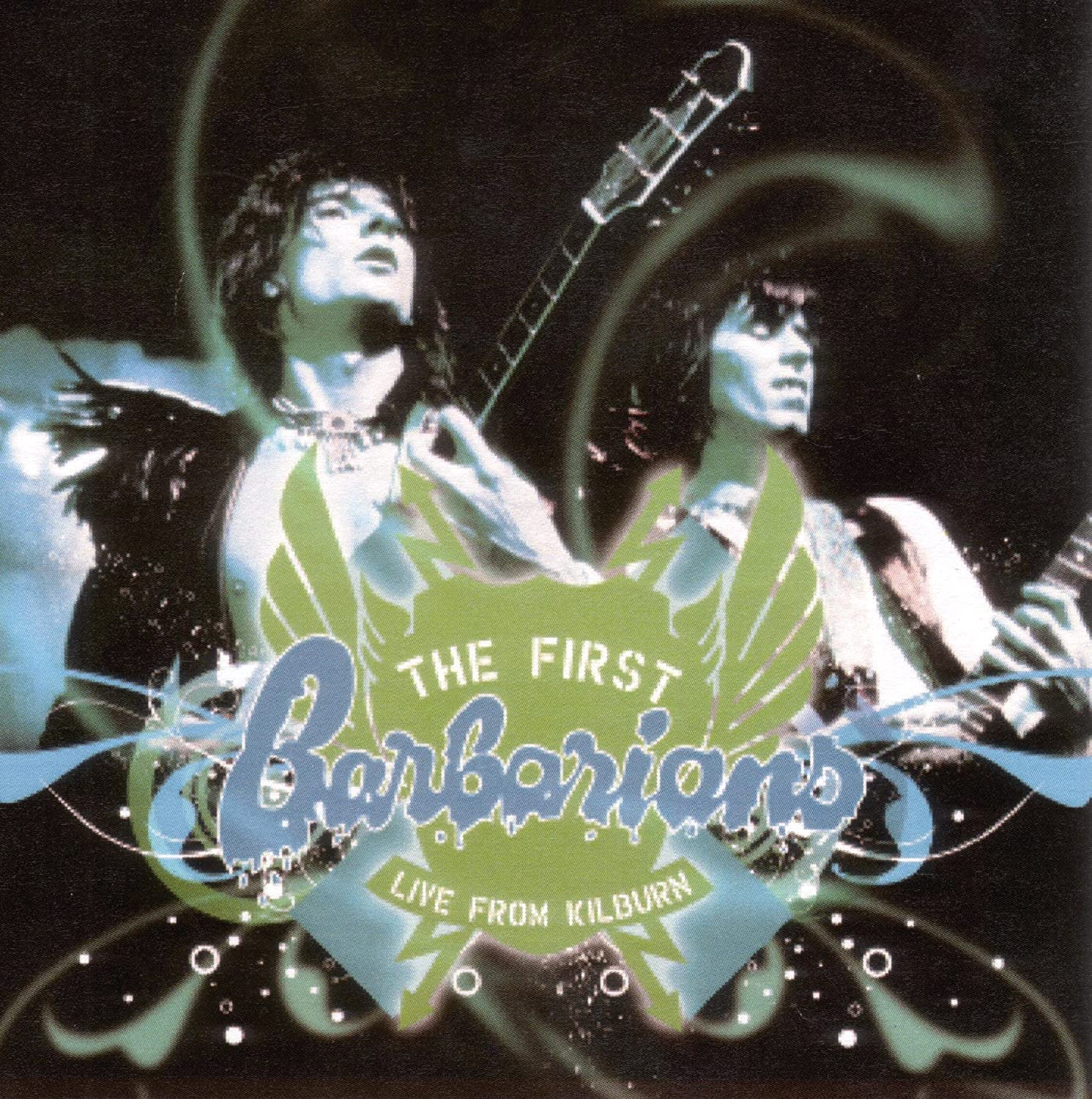 THE FIRST BARBARIANS - LIVE FROM KILBURN: Ronnie Wood: Amazon.it ...