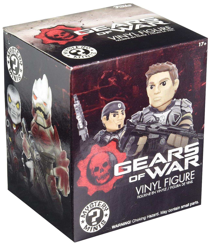 Gears of War One Figure 11356 Accessory Toys /& Games Funko Mystery Mini