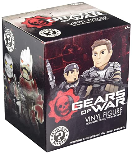 5e7487f28d1 Image Unavailable. Image not available for. Color  Funko Mystery Mini   Gears of War ...