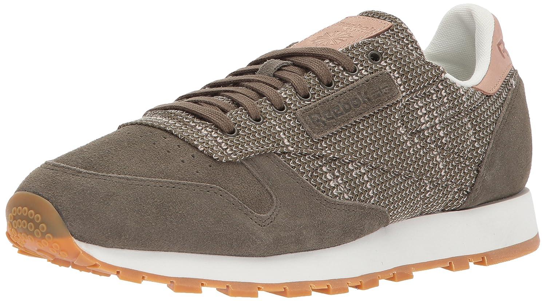 Reebok Mens Cl Leather Ebk Sneaker