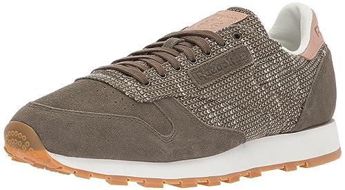 Reebok Men s Classic Leather EBK Fashion Sneakers  Amazon.ca  Shoes ... 79ff125e4