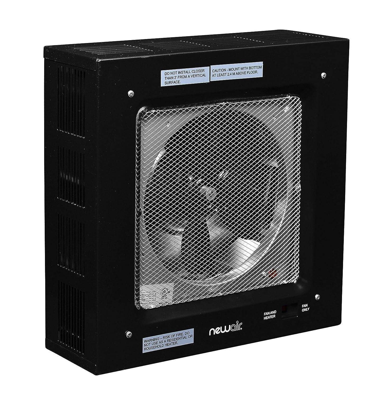 Amazon: Newair G80 Electric Garage Heater, 5000watt, Black: Home &  Kitchen