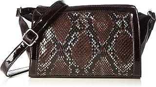 Tamaris Jimmy Crossbody Bag 1539162 Damen Umhängetaschen 27x16x8 cm (B x H x T) Beige (Taupe Comb 349) Tamaris Accessoires GmbH 14962
