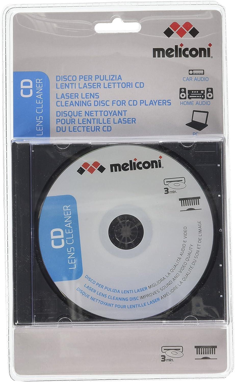 Meliconi Cd Lens Cleaner Reinigungs Cd Für Laser Elektronik