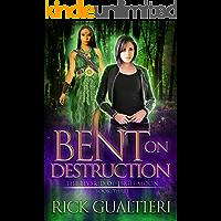 Bent On Destruction (The Hybrid of High Moon Book 3)
