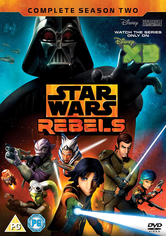 Star Wars: Rebels - Season 2 [DVD]