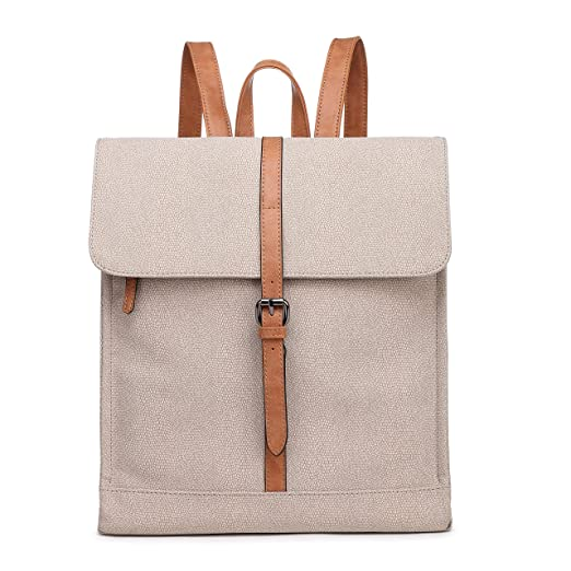b1dfdb368279 Fashion Leather Backpack for Women, seOSTO Waterproof Women Backpack Purse  Travel School Shoulder Bag