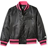 Starter Girls' Bomber Jacket, Amazon Exclusive
