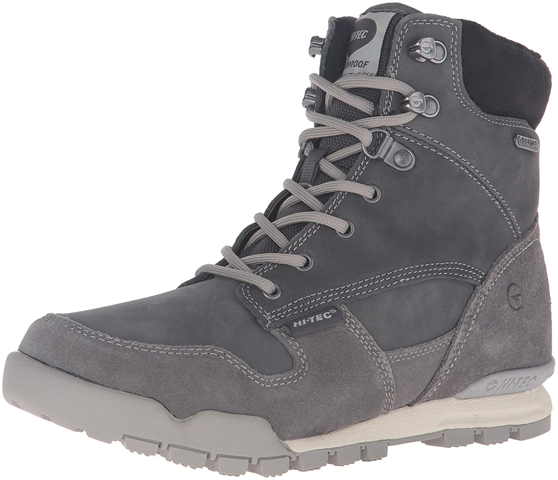 Hi-Tec Women's Sierra Tarma I Waterproof-W Hiking Shoe B01A0FDPTW 10 B(M) US|Charcoal/Cool Grey