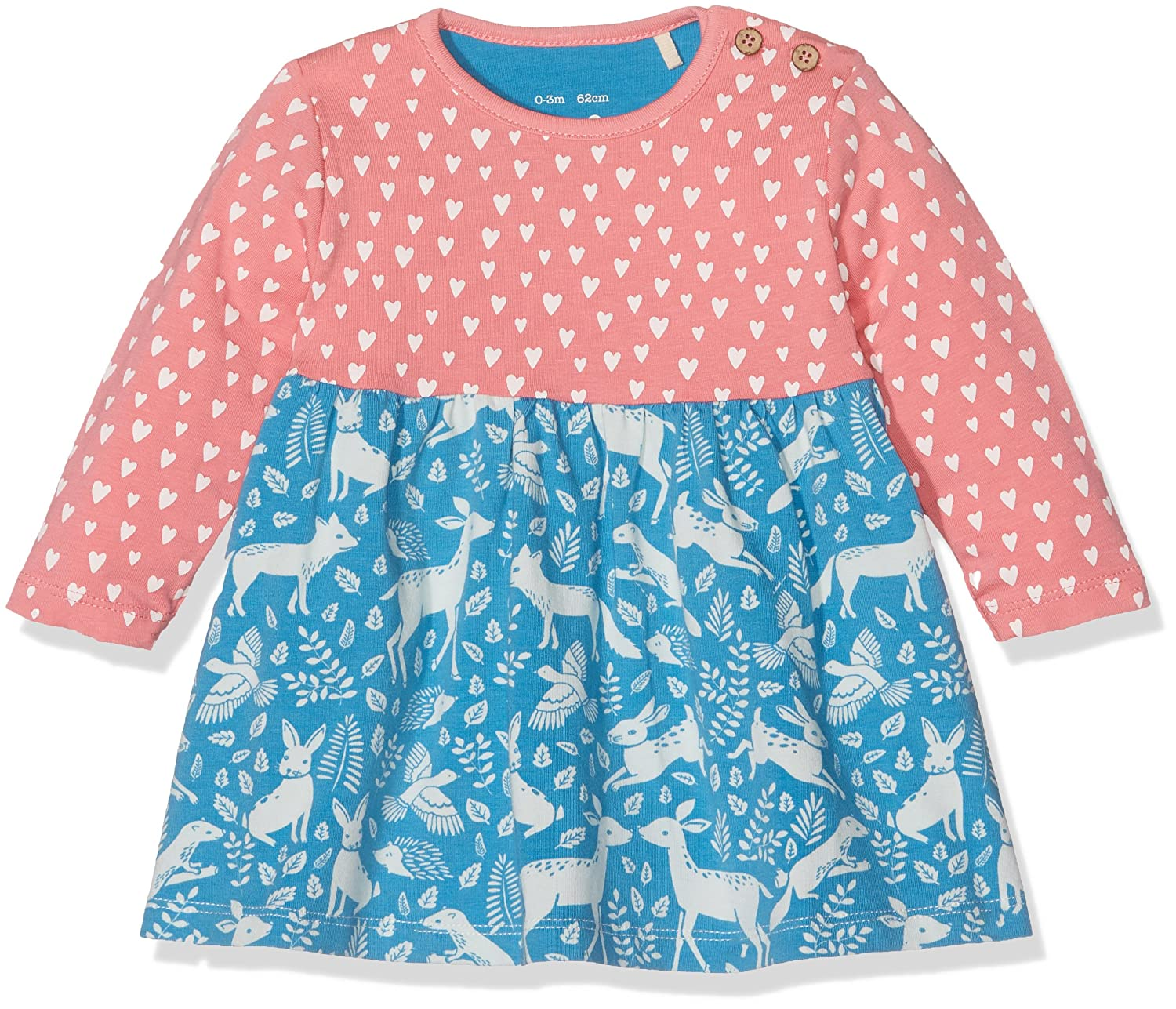 Kite Mash-up Dress Bluejay, Vestito Bimba BG536