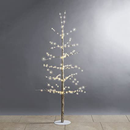 4 ft pre lit gold glitter holiday tree with 228 warm white sparkling leds