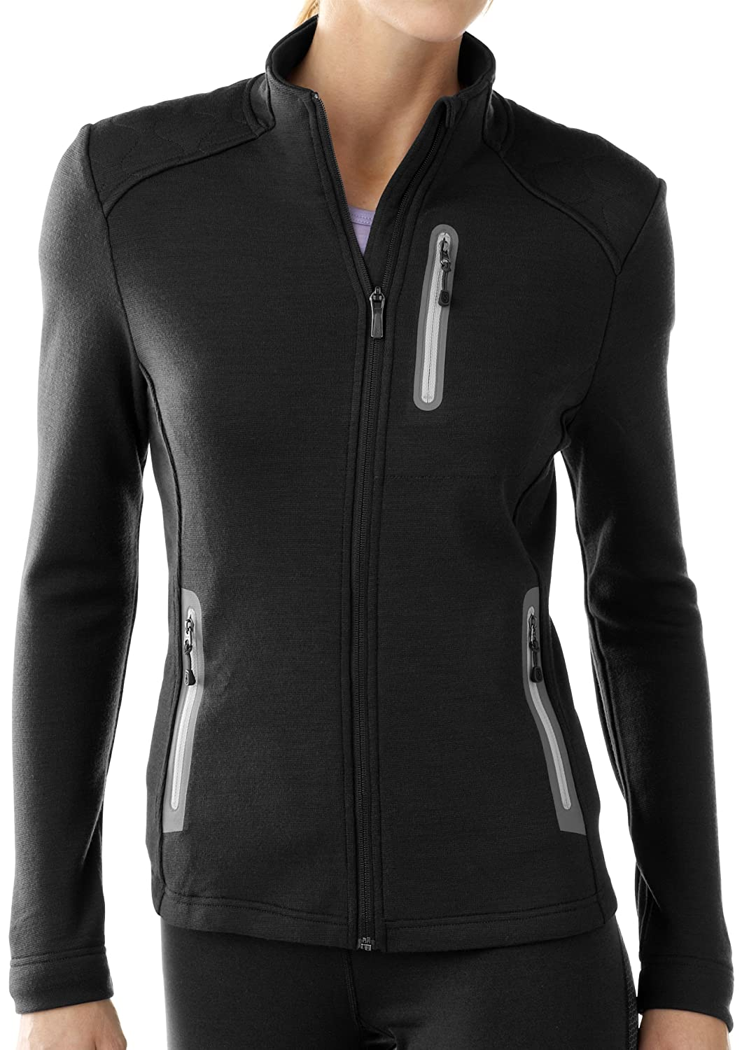 Smartwool Damen Thermopullover TML Heavy Full-Zip