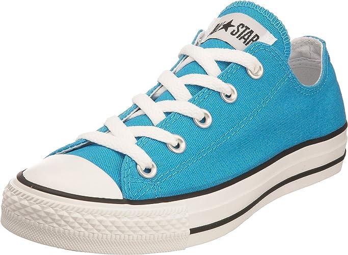 converse bleue 37