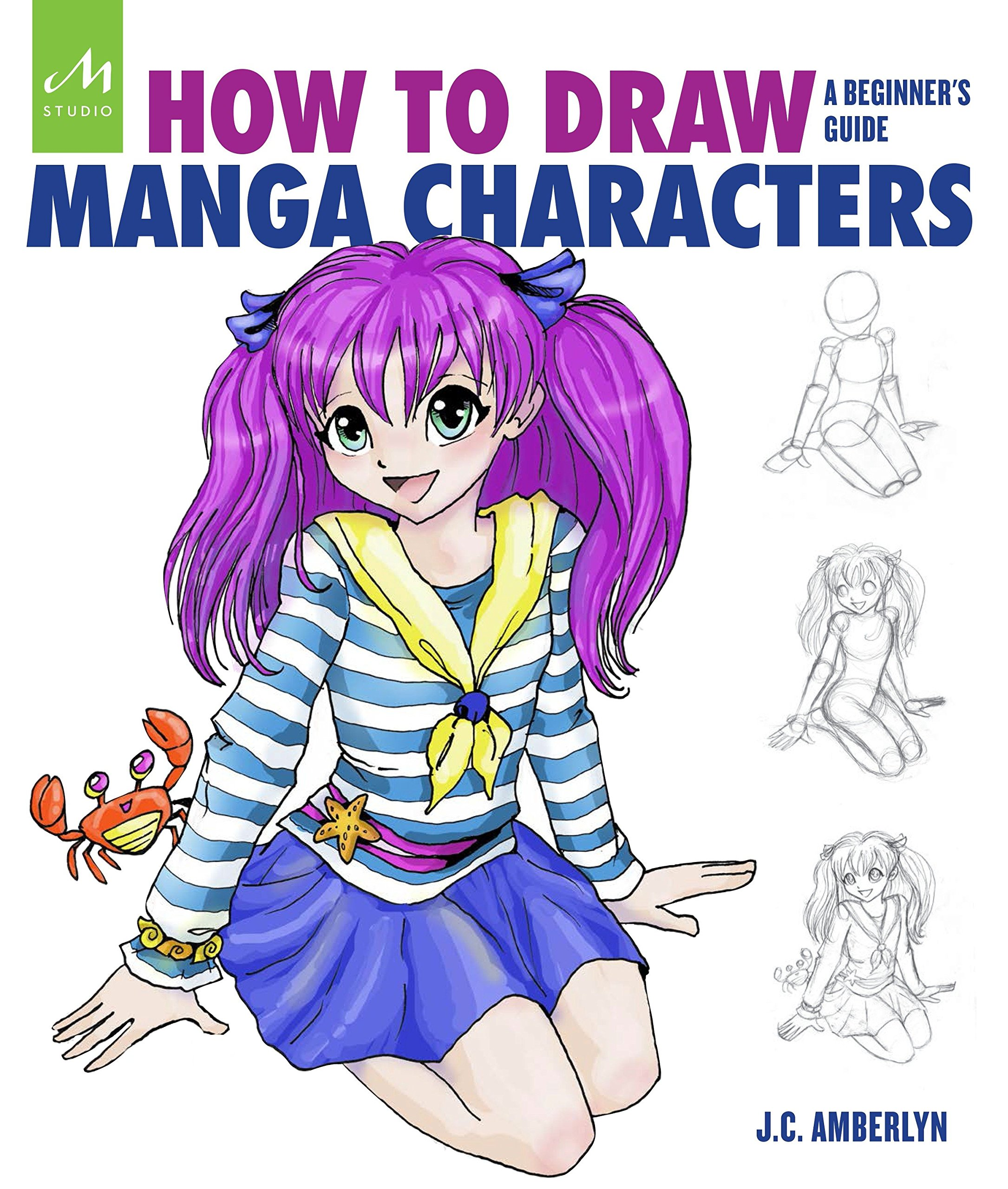 Download How to Draw Manga Characters: A Beginner's Guide PDF
