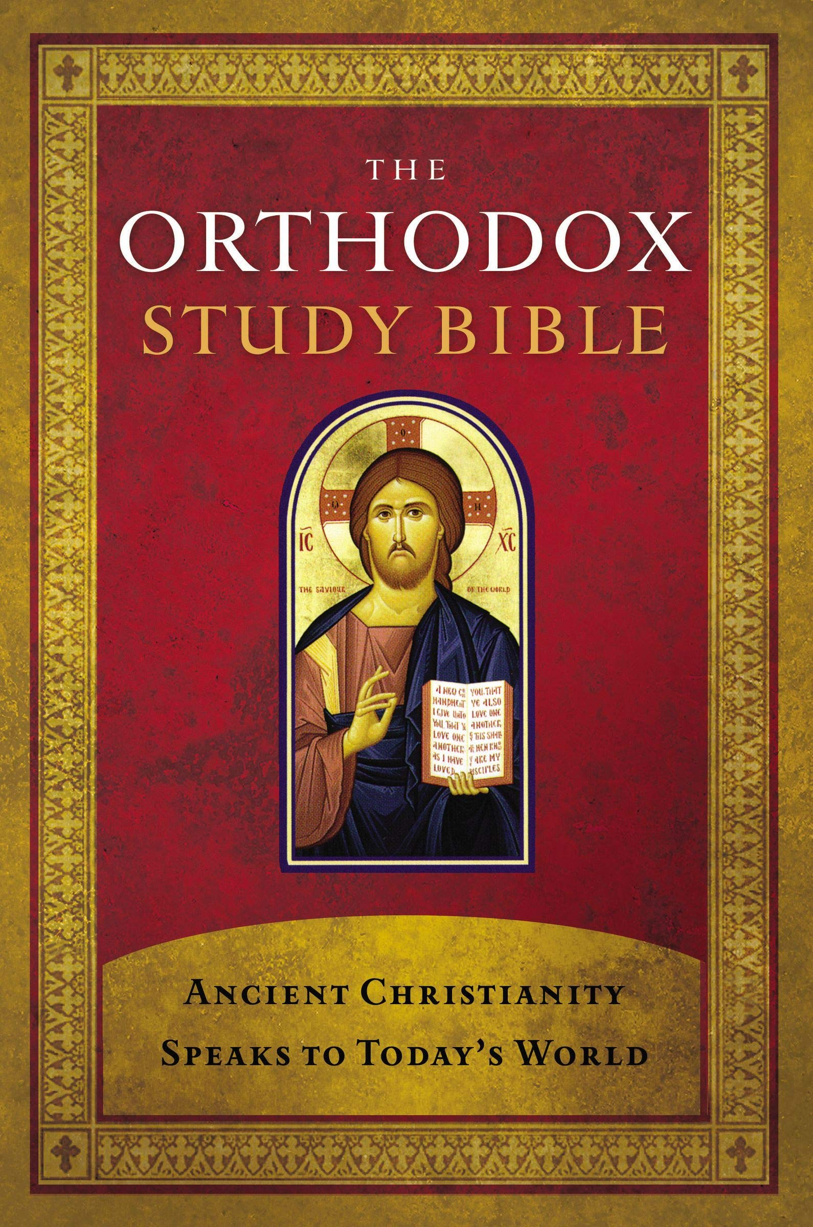 The Orthodox Study Bible EBook  Ancient Christianity Speaks To Today's World  English Edition