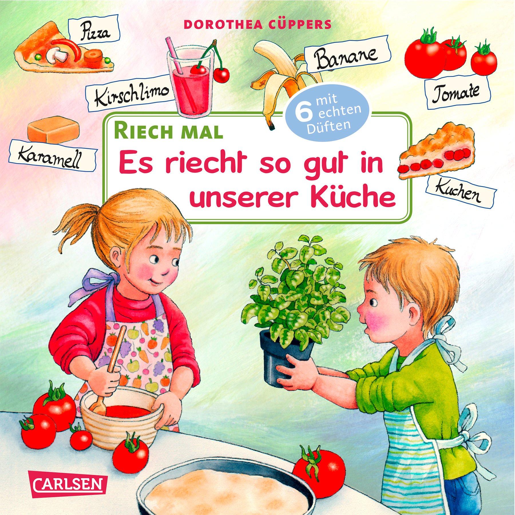 Riech mal: Riech mal: Es riecht so gut in unserer Küche: Amazon.de ...