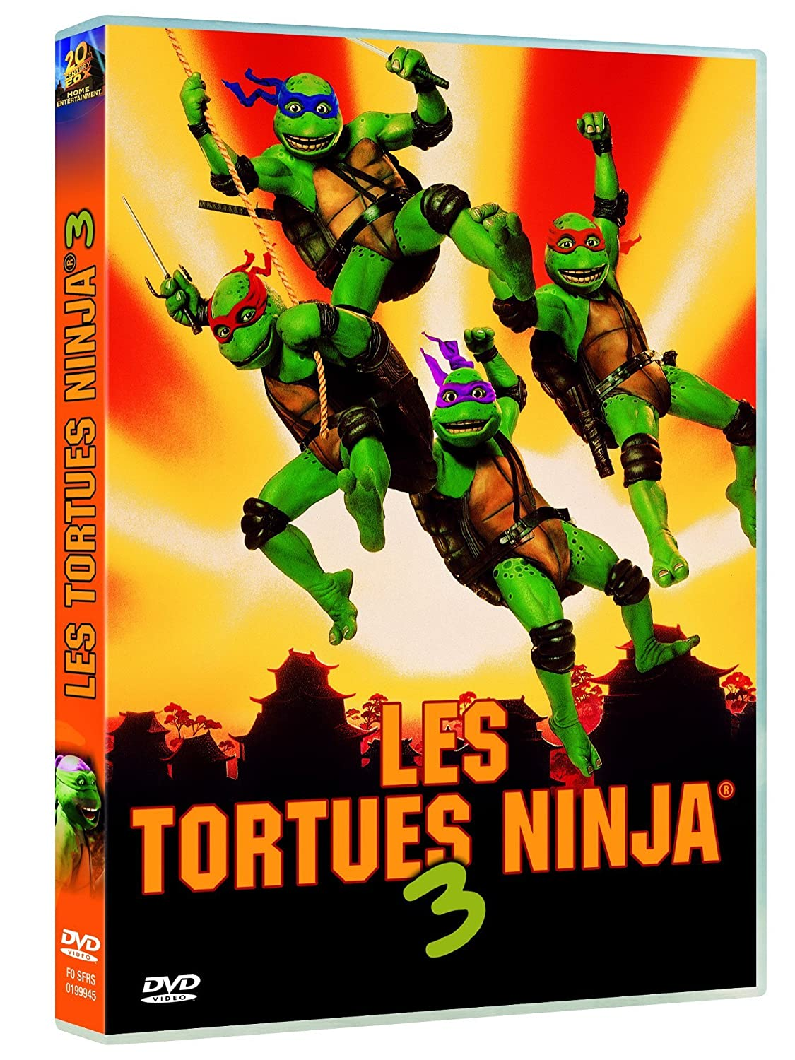 Amazon.com: Tortues Ninja : Nouvelle génération 3: Movies & TV