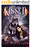 Kissed by Fire: A Snarky New-Adult Urban Fantasy Series (Blood and Magic Book 2)