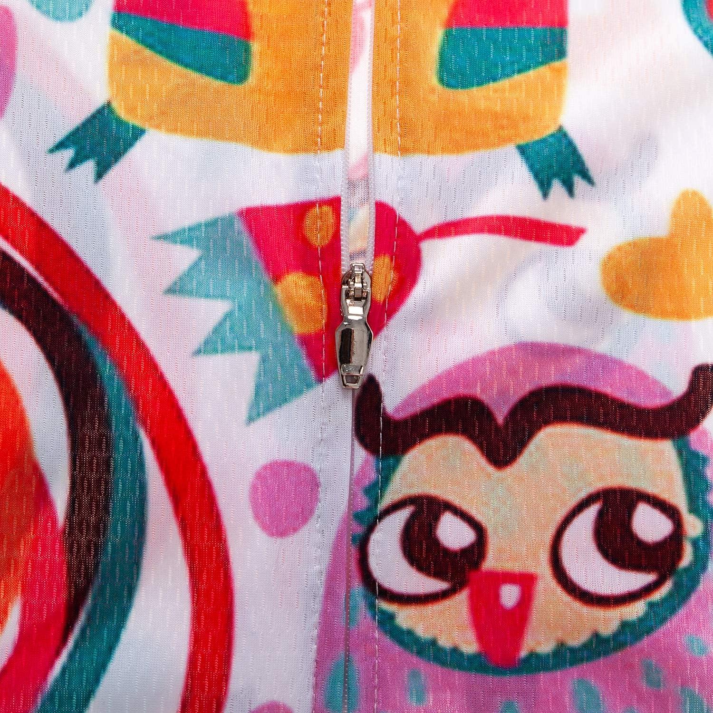 Camiseta de manga corta para mujer con cremallera completa