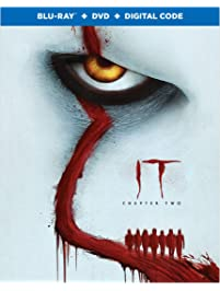 It: Chapter Two (Blu-ray + DVD + Digital)