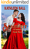 Scarlett (The Settlers Book 3)