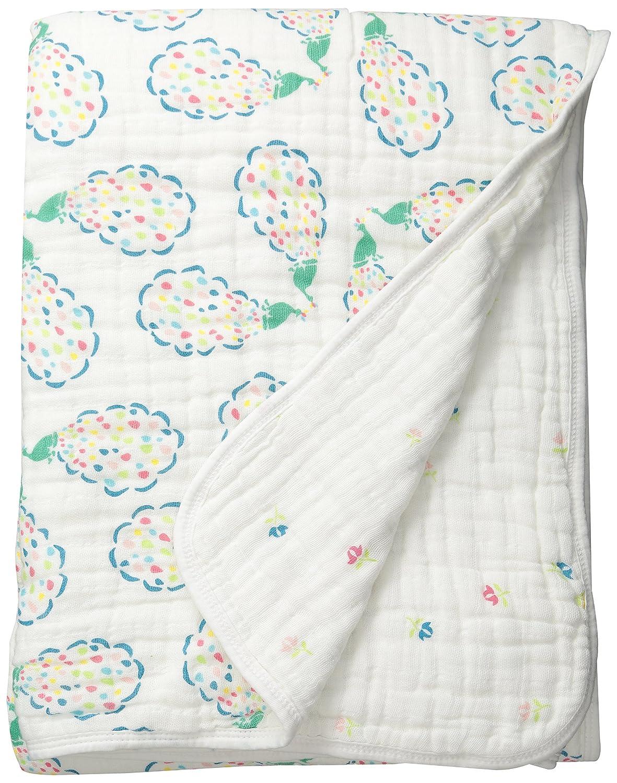 Bebe au Lait Muslin Snuggle Blanket Stroller Love and Luna SBMLL