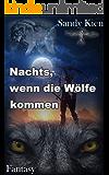 Nachts, wenn die Wölfe kommen