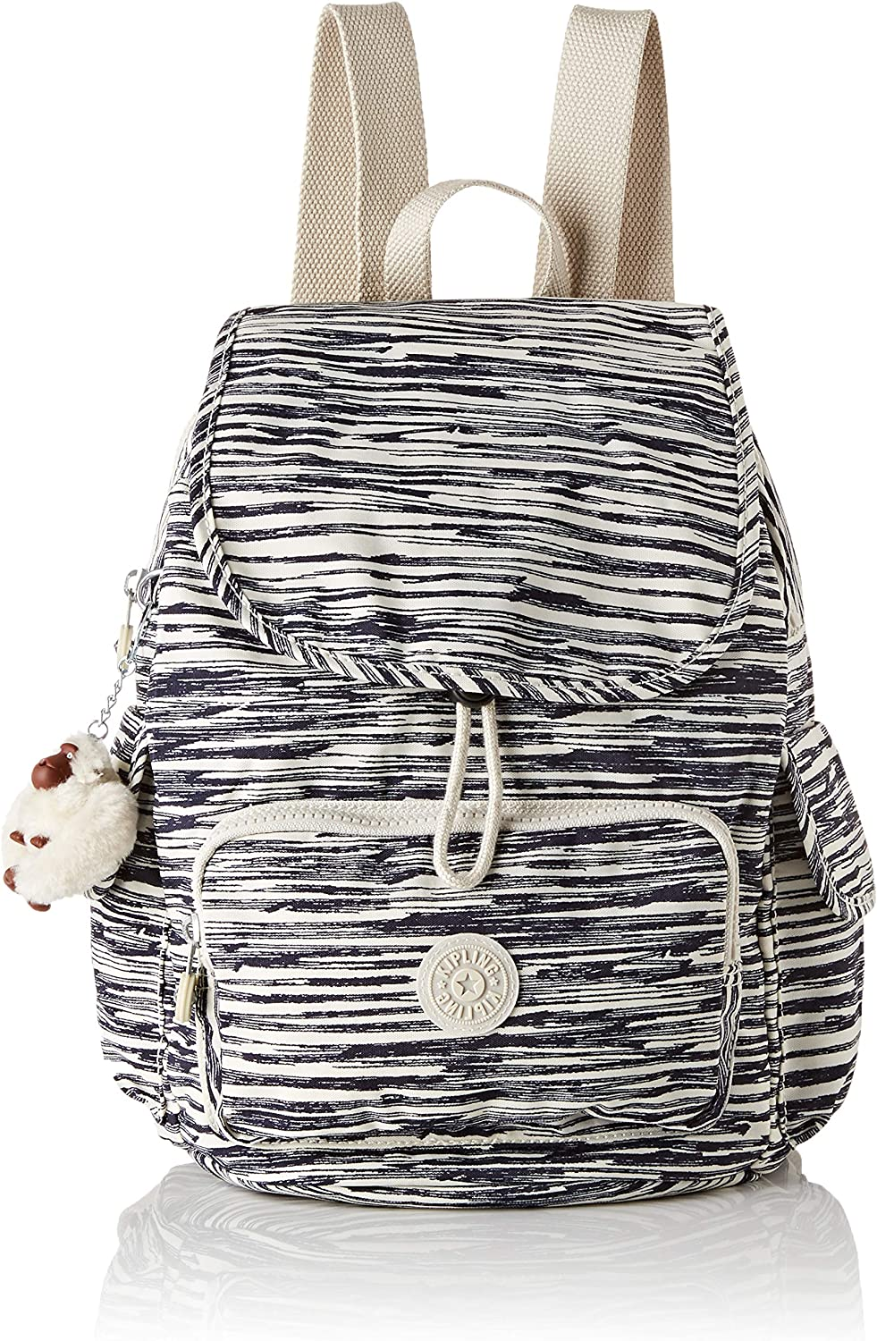 Kipling CITY PACK S Scribble line