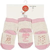 Koton Kız Bebek Çorap, Pembe (Pembe 909), 12-18 Ay (Üretici Ölçüsü: 12-24)
