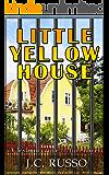Little Yellow House: a lesbian crime fiction novel