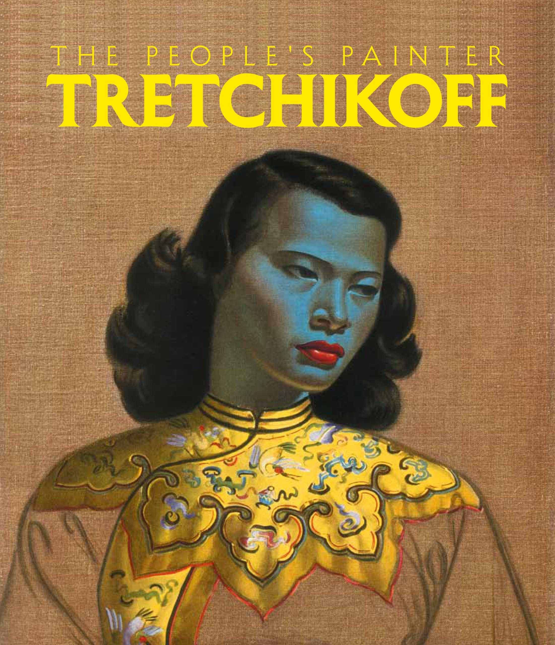 Tretchikoff: The People's Painter pdf