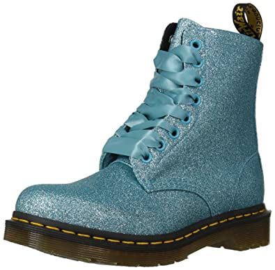 10d912ff0f816 Dr. Martens Women's 1460 Pascal Glitter Ankle Boots: Amazon.co.uk ...