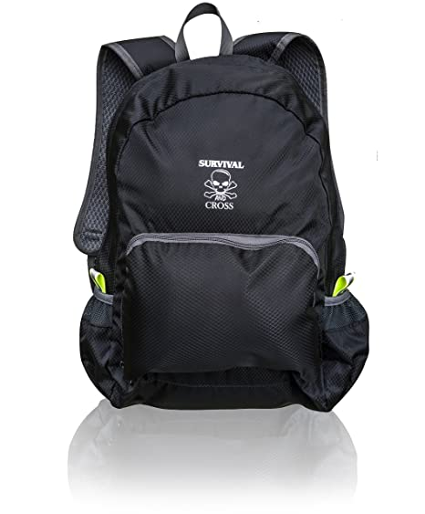 bb0d694590f2 Survival and Cross Backpack Ultra Lightweight 20L Hiking Travel - Most  Durable for Men and Women - Best Outdoors Camping Water Resistance Light ...